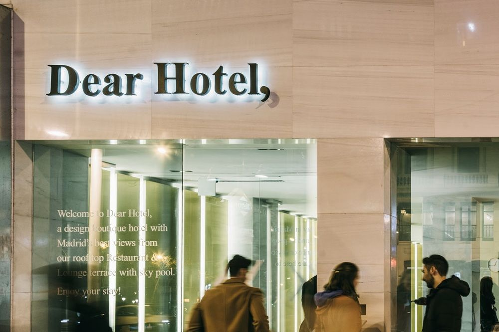 Fotos del hotel - DEAR MADRID